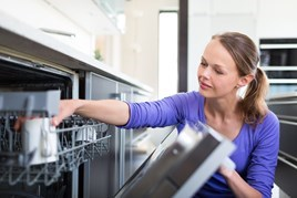 How to Properly Load a Dishwasher